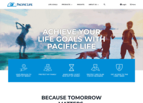 Pacificlife.net thumbnail