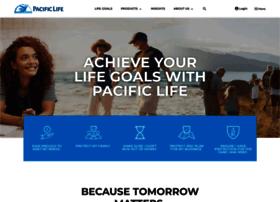 Pacificlife.net thumbnail