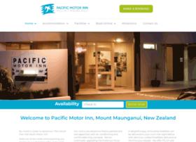 Pacificmotorinn.co.nz thumbnail
