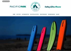 Pacificpark.co.nz thumbnail