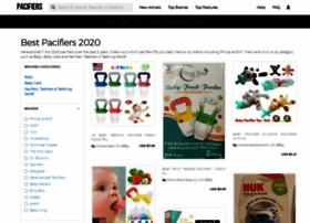 Pacifiers.biz thumbnail