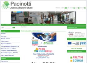 Pacinottitaranto.gov.it thumbnail