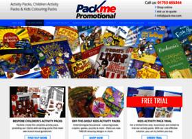 Pack-me.com thumbnail