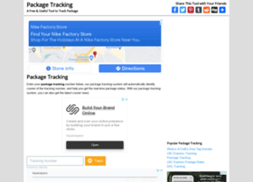 Packagetracking.org thumbnail
