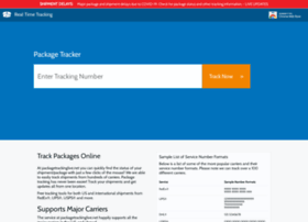 Packagetrackinglive.net thumbnail