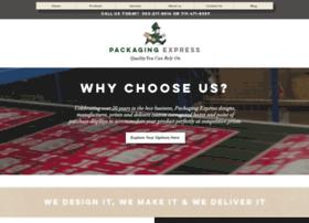 Packagingexpress.net thumbnail