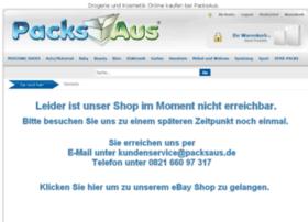 Packsaus.de thumbnail
