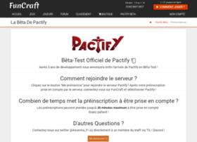 Pactify-funcraft.net thumbnail