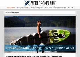 Paddlegonflable.pro thumbnail