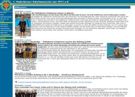 Paderborner-sv.de thumbnail
