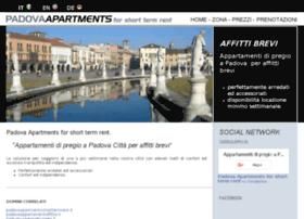Padovaappartamentiaffitto.it thumbnail