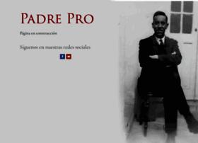 Padrepro.com.mx thumbnail