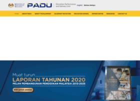 Padu.edu.my thumbnail