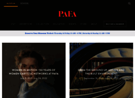 Pafa.org thumbnail