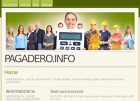 Pagadero.info thumbnail