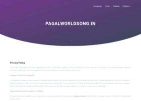 Pagalworldsong.in thumbnail