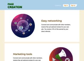Page-creation.biz thumbnail