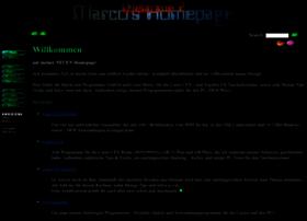 Pageofmarco.de thumbnail