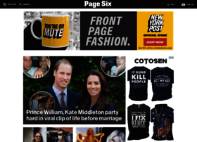 Pagesix.com thumbnail