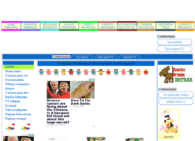 Pagina-infantil.com.ar thumbnail