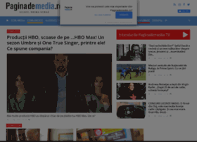 Paginademedia.ro thumbnail