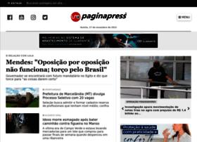 Paginapress.com.br thumbnail