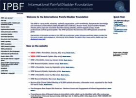 Painful-bladder.org thumbnail