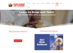 Paintbasket.com thumbnail