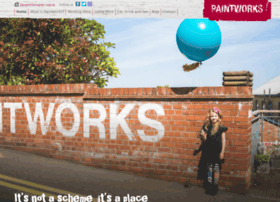 Paintworksbristol.co.uk thumbnail