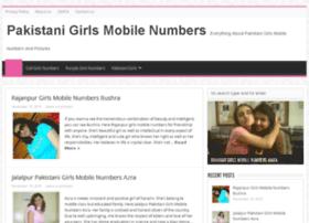 Pakistanigirlsnumbers.net thumbnail