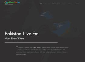 Pakistanlivefm.com thumbnail