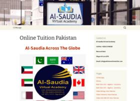 Pakistanonlinetuition.com thumbnail