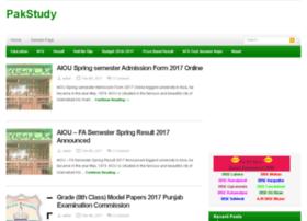 Pakstudy.com.pk thumbnail