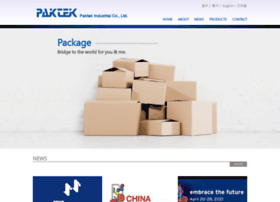 Paktek.com.tw thumbnail