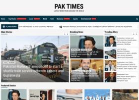 Paktimes.pk thumbnail