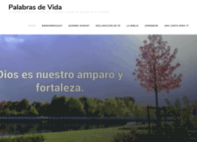 Palabrasdevida.org.ve thumbnail