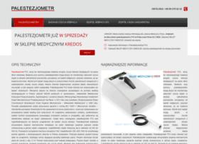 Palestezjometry.pl thumbnail