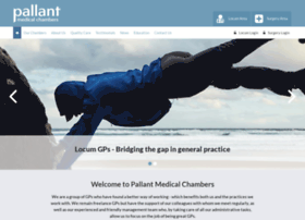 Pallantmedical.org.uk thumbnail