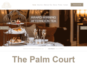 Palmcourtlondon.co.uk thumbnail