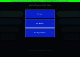 Palmettocarcenter.com thumbnail