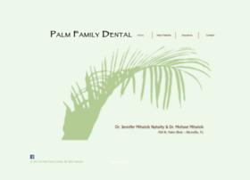 Palmfamilydental.biz thumbnail