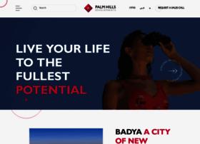 Palmhillsdevelopments.com thumbnail