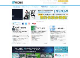 Paltek.co.jp thumbnail