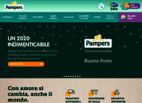 Pampers.it thumbnail