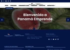 Panamaemprende.gob.pa thumbnail