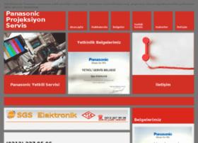 Panasonicprojeksiyon.net thumbnail