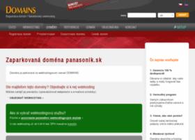 Panasonik.sk thumbnail