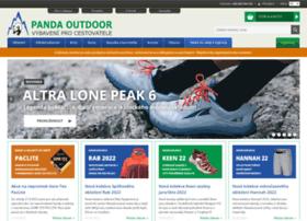 Pandaoutdoor.cz thumbnail