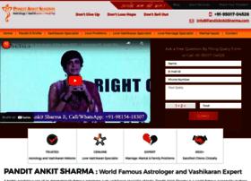 Panditankitsharma.com thumbnail