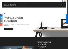 Pandoradesign.org thumbnail